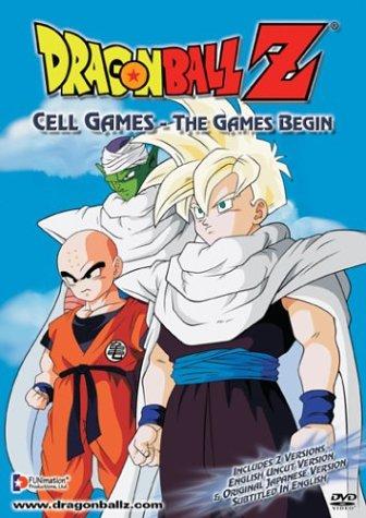 Dragon Ball Z - Cell Games - The Games Begin - Dragon Ball Z Cell Games