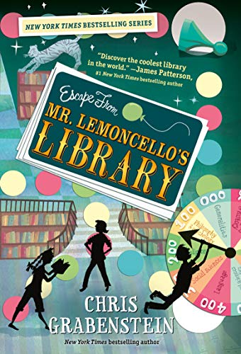 - Escape from Mr. Lemoncello's Library