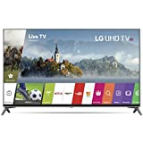 "LG 55UJ7700 55"" 4K UHD Smart LED Television (2017)"