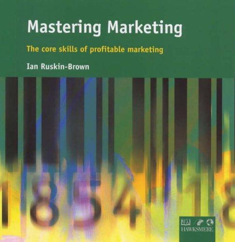 Mastering Marketing (Masters) PDF