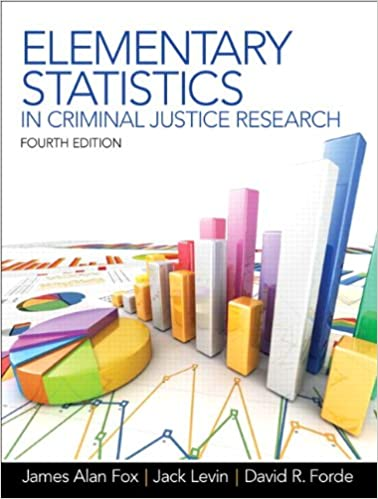 Amazon elementary statistics in criminal justice research 4th amazon elementary statistics in criminal justice research 4th edition 9780132987301 james alan fox jack a levin david r forde books fandeluxe Image collections