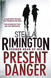 Present Danger (Liz Carlyle Novels Book 5)
