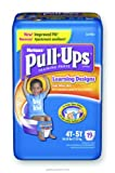 Huggies Pull-Ups - Training Pants, Huggies Pullup Trnpnt 4T-5T B, (1 CASE, 76 EACH) by Kimberly-Clark