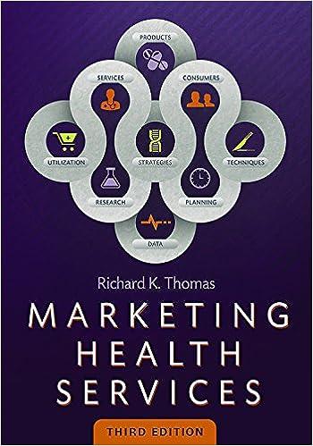 Marketing health services 9781567936780 medicine health science marketing health services 3rd edition fandeluxe Gallery
