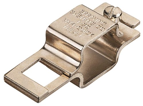 TeeJet QJ111SQ-3/4 Vari-Quick - Clamp, Plated Steel from TeeJet