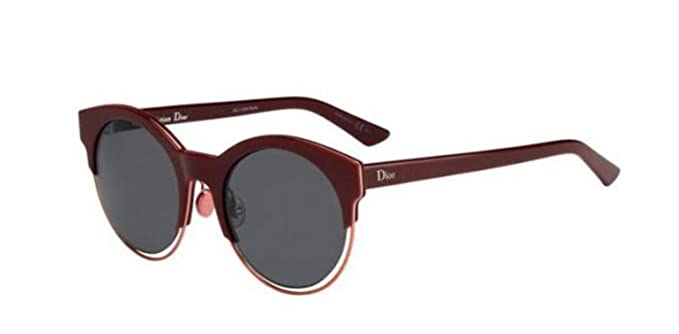 20c69d75c1e Image Unavailable. Image not available for. Color  Authentic Christian Dior  Sideral 1 RMD BN Burgundy Pink Sunglasses