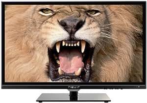 """Nevir NVR-7401-28 - Televisor LED de 28"""" (1366 x 768, HD-ready, DVB-T, VGA, USB), negro"""