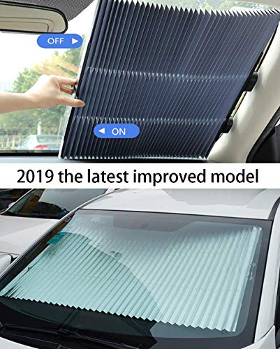 MagiqueW Retractable Shade Front Windshield product image