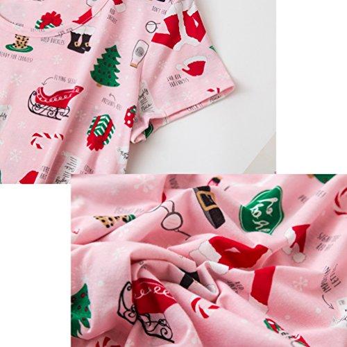 Gift Christmas Camicia ENJOYNICE Donna notte da X16IO