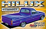Aoshima Models Toyota Hilux Lowrider Truck, 1:24 Scale