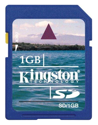 Tarjeta SD de 1 GB SD / 1GBKR: Amazon.es: Electrónica