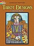 Tarot Designs Coloring Book