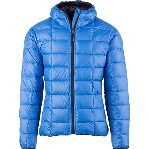 ng Flash Down Jacket - Men's Slate Blue, L (Flash Down Jacket)