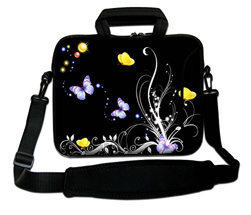Sleeve Bag Shoulder MacBook MacBook PowerBook Air for Unibody Soft Handle Retina iBook Design Pro Apple Strap Pro MacBook Plant Notebook MacBook Butterflies Laptop Case Aluminum MacBook With amp; Magic and z6OUXWE4