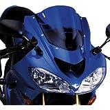 Bulle Racing Puig pour Yamaha FZ6 FAZER 04-07 Fumé foncé