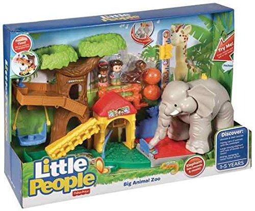 Fisher-Price Little People Big Animal Zoo - Elephant Train