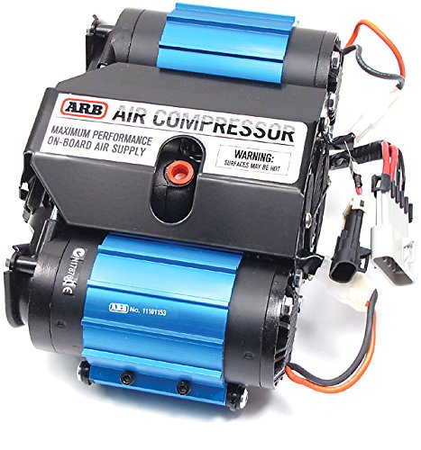 ARB CKMTA12 '12V' On-Board Twin High Performance Air Compressor by ARB (Image #1)