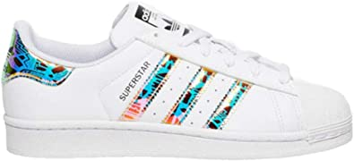 adidas superstar shoes kids' white