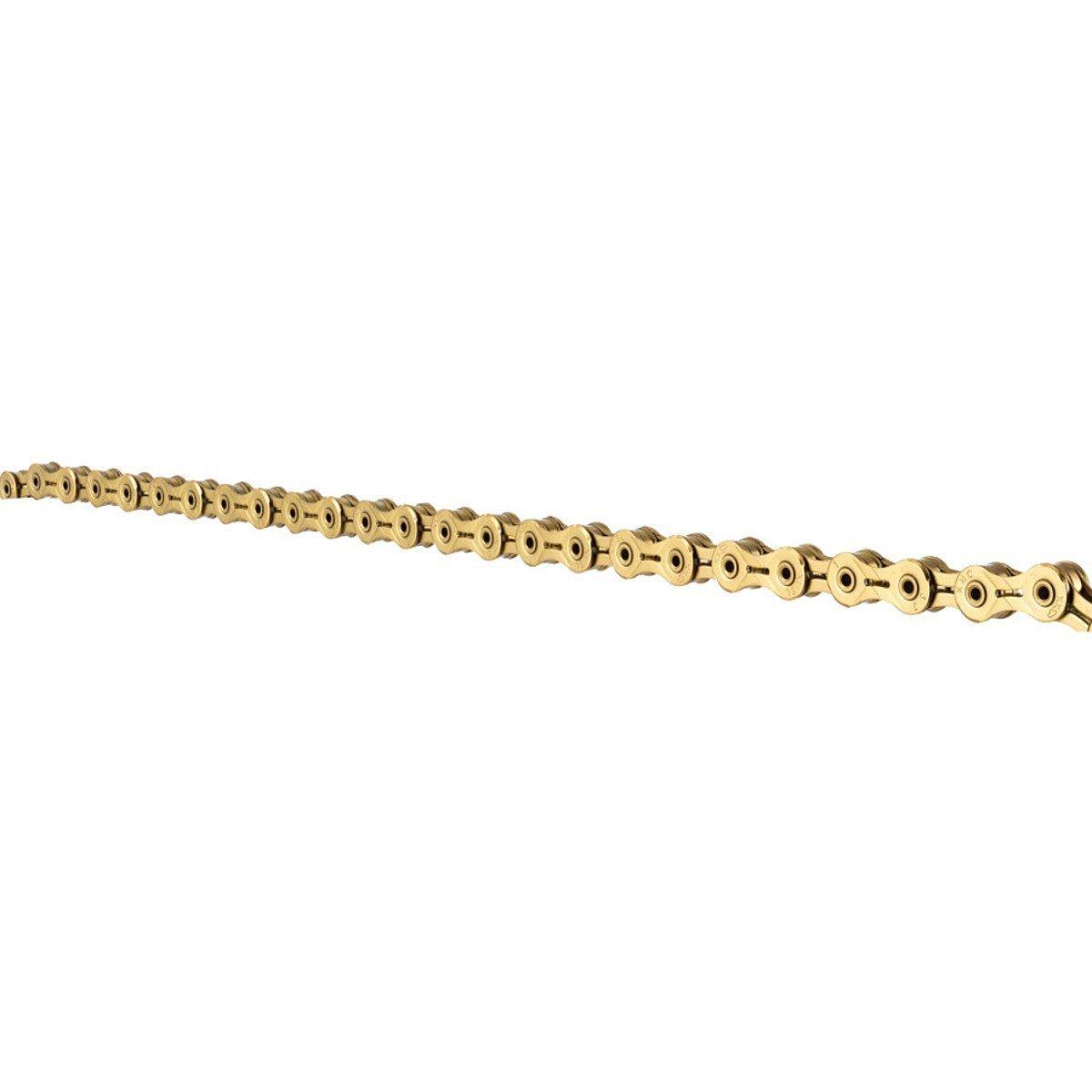 KMC X11SL 11 Speed 116L Bike Chain Titanium Gold [並行輸入品] B077QH83JR