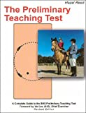 The Preliminary Teaching Test:: 2017: 2015