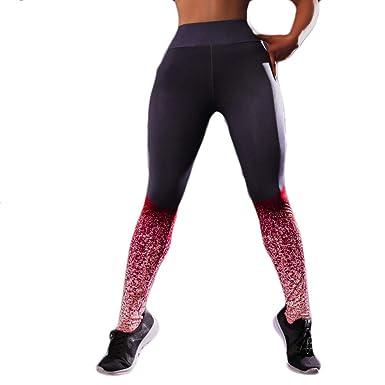 Leggings Deporte Mujer Push Up Chandal Yoga Running Hip Hop ...