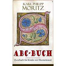 ABC-Buch (Lesebuch für Kinder mit Illustrationen) (German Edition)