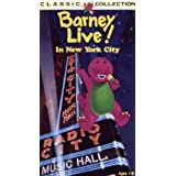 Barney: Live in New York