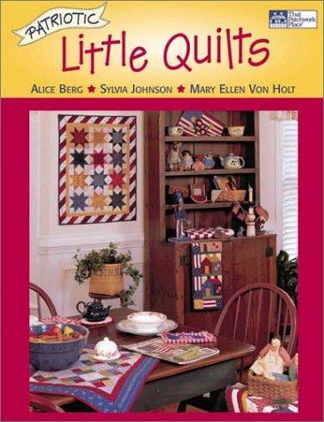 Patriotic Little Quilts