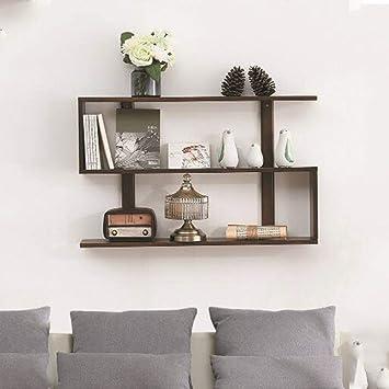 Amazon.com: XUERUI Shelves Shelf Wall Mounted Decorative ...