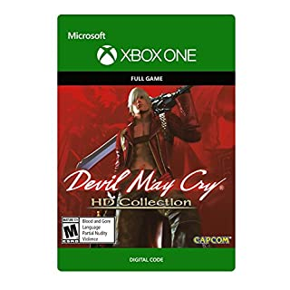 Devil May Cry HD Collection & 4SE Bundle - Xbox One [Digital Code]
