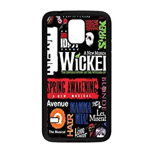 Wicked Cell Phone Case for Samsung Galaxy S5