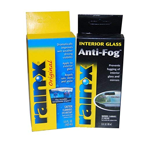 Rain-X Glass Treatment Anti-Fog