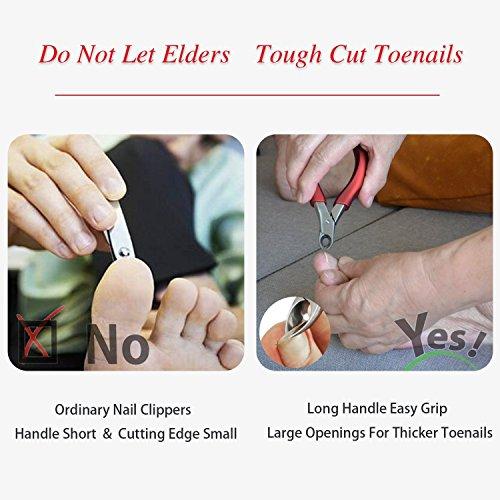 toenail clippers elderly