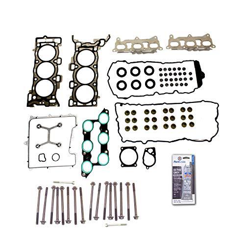 Head Gasket Set Bolt Kit Fits: 09-16 Chevrolet Traverse 3.6L V6 DOHC 24v Cu.217