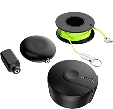 Fish Tape Wire Puller Professional Wire Running kit with Magnet Magnetic Cable Fishing Tools for Home /& Garden Wall Threader Wire Guider