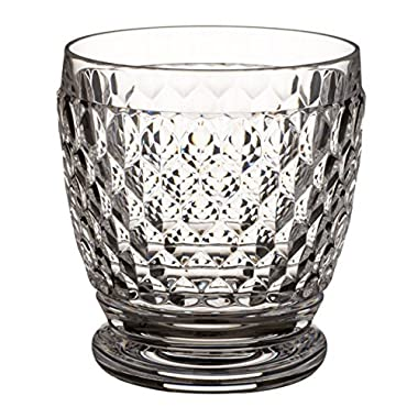 Villeroy & Boch Boston Clear Crystal Double Old-Fashioned Glass