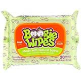 Boogie Wipes, Wet Wipes for Baby and Kids, Nose, Face, Hand and Body, Soft and Sensitive Tissue Made with Natural Saline…
