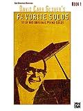 David Carr Glover's Favorite Solos, Bk 1, Alfred Publishing Staff, 0739065432