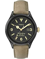 Timex Originals TW2P74900 Mens Originals Modern Tan Leather Strap Watch