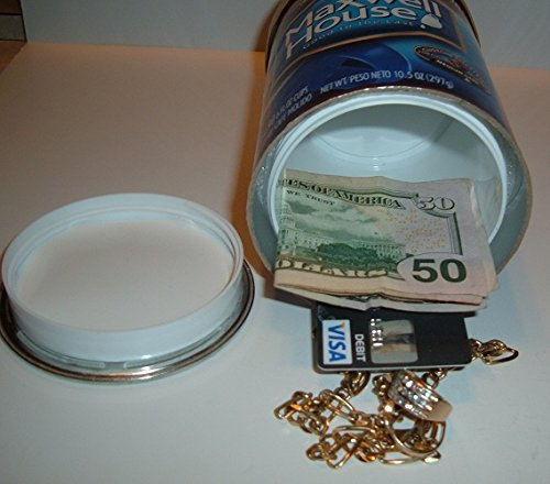 The Can King Maxwell House Colombian Coffee Diversion stash Container