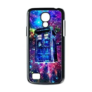 Chic Eden Doctor Who Tardis Nebula Galaxy SamSung Galaxy S4 mini i9192/i9198 Nice Durable Case Cover