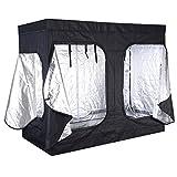 96''x48''x78'' Indoor Grow Tent Room Reflective Mylar Hydroponic Non Toxic Hut