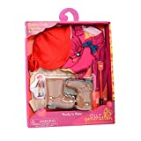 """Our Generation Dolls Ready To Ride Doll Deluxe Riding Outfit, 18"""""""
