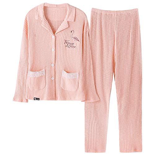 Vestiti A Mmllse Pigiameria Lunghe Maniche Camicie Pizzo In Donna Camicette Color Rosa Pigiami Da Cotone Notte Photo Bq6w1qfR