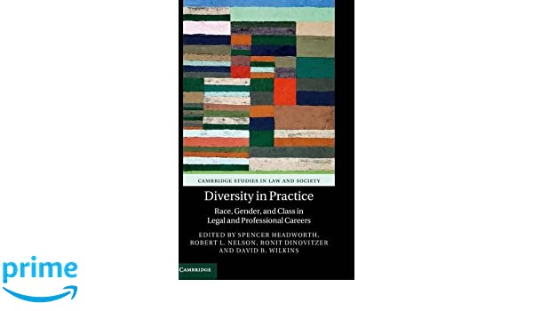 Gender Diversity in Practice Race and Class in Legal and Professional Careers