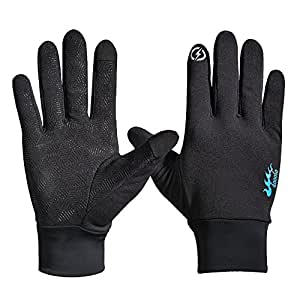 Amazon.com: dooolo Winter Gloves,Touch Screen Gloves Touch