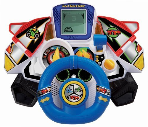 Cool Toys For 4 Year Old Boys VTech 3 In 1 Race And