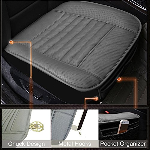 car seat cushion 1pc breathable car interior seat cover import it all. Black Bedroom Furniture Sets. Home Design Ideas