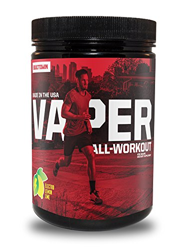 Built To Win Vaper All-WorkoutTM (Pre-Workout + BCAAs + Fat Burner + Electrolytes) - Lemon Lime flavor