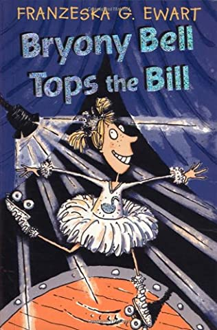 book cover of Bryony Bell Tops the Bill
